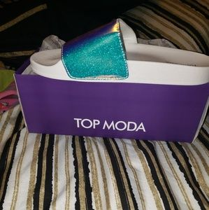 TOP Moda Shoes - Mermaid slides